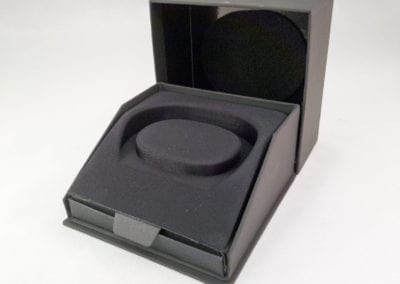 Plain Rigid Box with Interchangeable Insert