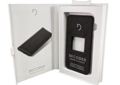 Custom Rigid Box with Foam Insert & Magnetic Locking Mechanism